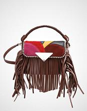 Sara Battaglia AMBER  Skulderveske brown/multicolour
