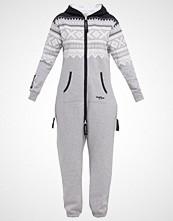 OnePiece MARIUS  Jumpsuit grey melange/white/navy