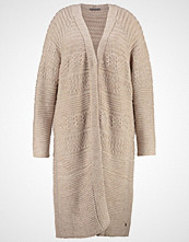 Open End Cardigan sand