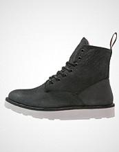 Blackstone Snørestøvletter black