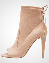 Missguided Ankelboots stone