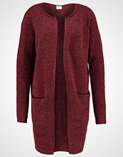 Culture JOANIE Cardigan wine red melange