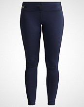 Lacoste Sport Tights navy blue/mango tree red