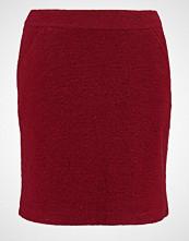 More & More Miniskjørt vintage red