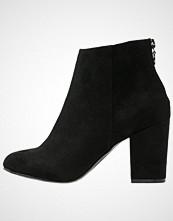 Head over Heels by Dune OLIVE Ankelboots black