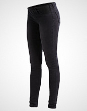 Mamalicious MLELLA Jeans Skinny Fit dark grey denim