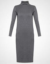 Object OBJVITA Strikket kjole medium grey melange