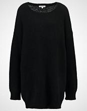 Moss Copenhagen ELLE Strikket kjole black