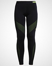 Nike Performance Tights black/volt
