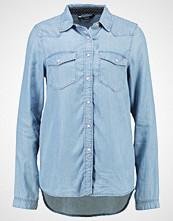 Only ONLNOVA Skjorte light blue denim