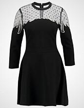Minueto Jerseykjole black