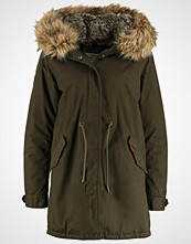 Superdry BORDERLANDS Parka olive