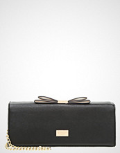 LYDC London Clutch black/beige