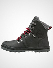 Palladium PALLABROUSE Turstøvler black/red/castlerock