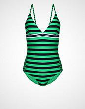 Stella McCartney Badedrakt calypso green/navy