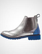Melvin & Hamilton ELLA 5 Støvletter gunmetal blue/gunmetal/rook blue