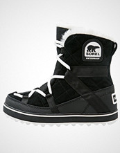 Sorel GLACY EXPLORER SHORTIE Vinterstøvler black