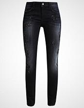 Liu Jo Jeans BOTTOM UP MAGNETIC Slim fit jeans denim blue