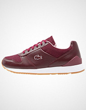 Lacoste TRAJET  Joggesko burgund/light pink