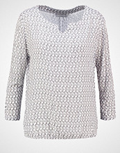 Betty & Co Bluser white/black