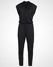 Selected Femme SFGANNA Jumpsuit black