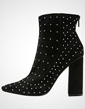 Missguided Ankelboots black