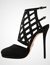 Lost Ink DUTCH Sandaler med høye hæler black