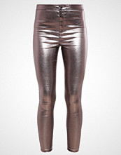 Miss Selfridge STEFFI Jeans Skinny Fit metallic