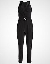 Wallis EPAULATE  Jumpsuit black