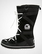 Sorel GLACY EXPLORER Vinterstøvler black
