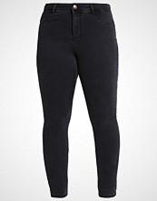 Zizzi NILLE Slim fit jeans  grey denim