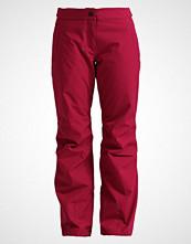 Ziener TAIPA Vanntette bukser red dark
