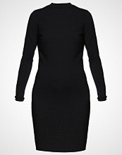 Yas YASSAGE Strikket kjole black