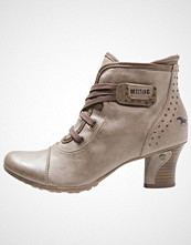 Mustang Ankelboots taupe