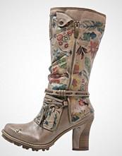 Mustang Cowboystøvler taupe