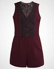 Miss Selfridge Petite Jumpsuit burgundy