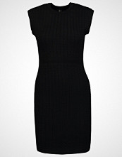 Yas YASPENTA  Strikket kjole black