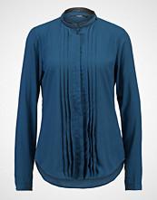 Replay Skjorte dark teal blue