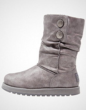Skechers KEEPSAKES Vinterstøvler charcoal
