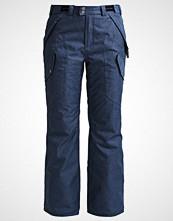 Twintip Performance Vanntette bukser blue melange