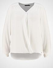 Jette Bluser glossy white