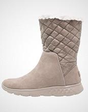 Skechers ONTHEGO 400SNUGLY Støvler taupe