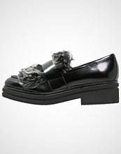 Tamaris Slippers black/platinum