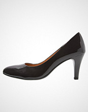 Caprice Klassiske pumps dark grey