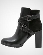 Geox RAPHAL Ankelboots med høye hæler black