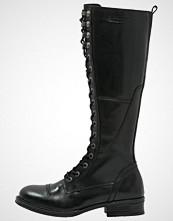 Ten Points Snørestøvler black