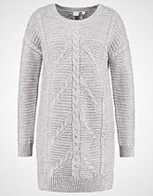 GAP Strikket kjole heather grey