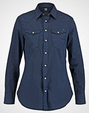 G-Star GStar TACOMA STRAIGHT SHIRT L/S Skjorte sartho blue/mazarine blue