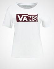 Vans HALF BLAST Tshirts med print white