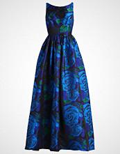 Adrianna Papell Ballkjole blue/green